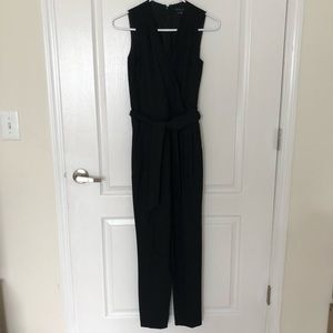 Pants - THEORY WOOL JUMPSUIT